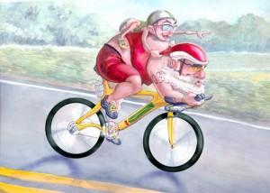 cyclingsanta